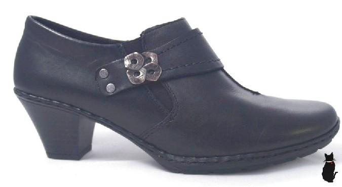 Podzimní dámské kotníkové boty Rieker. 28b67f272b