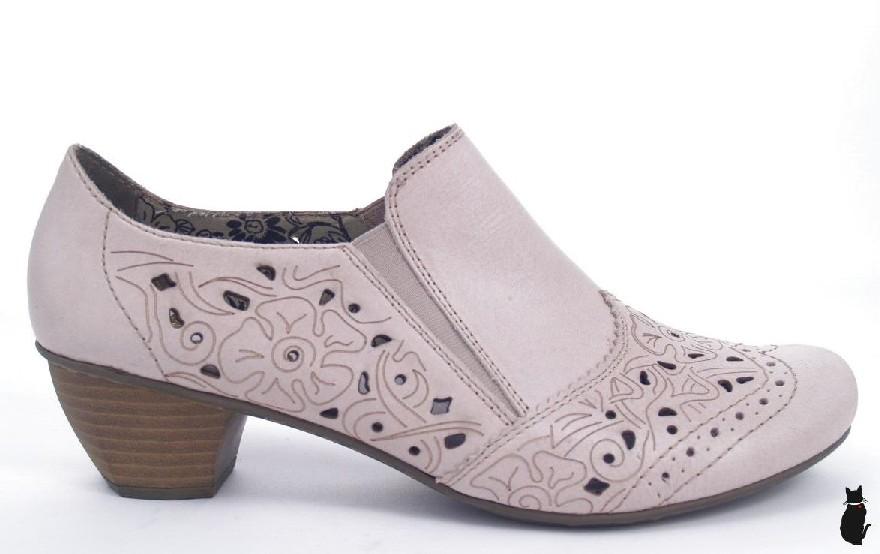 Dámská obuv Rieker fa1ec42c124