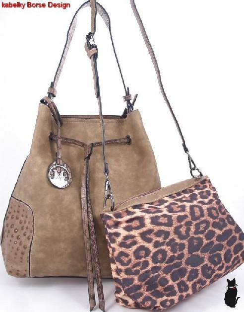 987f3c7336 Borse Design dámská kabelka přes rameno