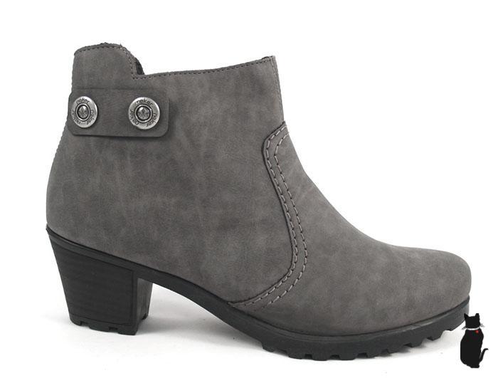 Rierker dámské kotníkové boty 07ff77f0f7